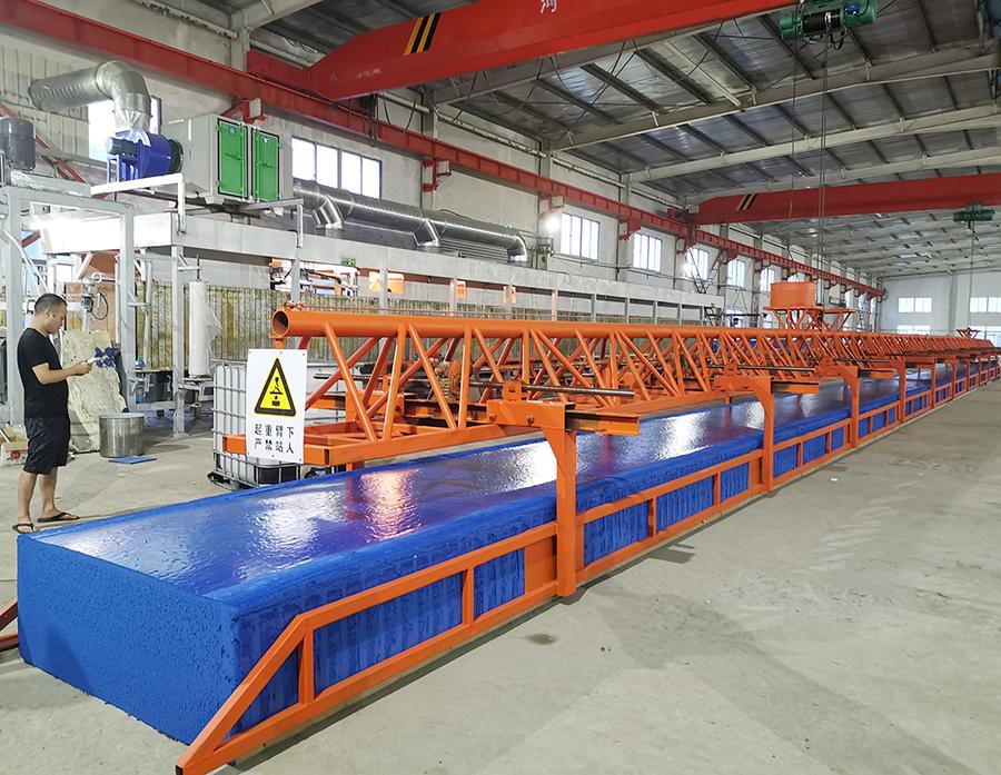 海綿夾具機械廠家海綿搬運起重工具海綿運輸線