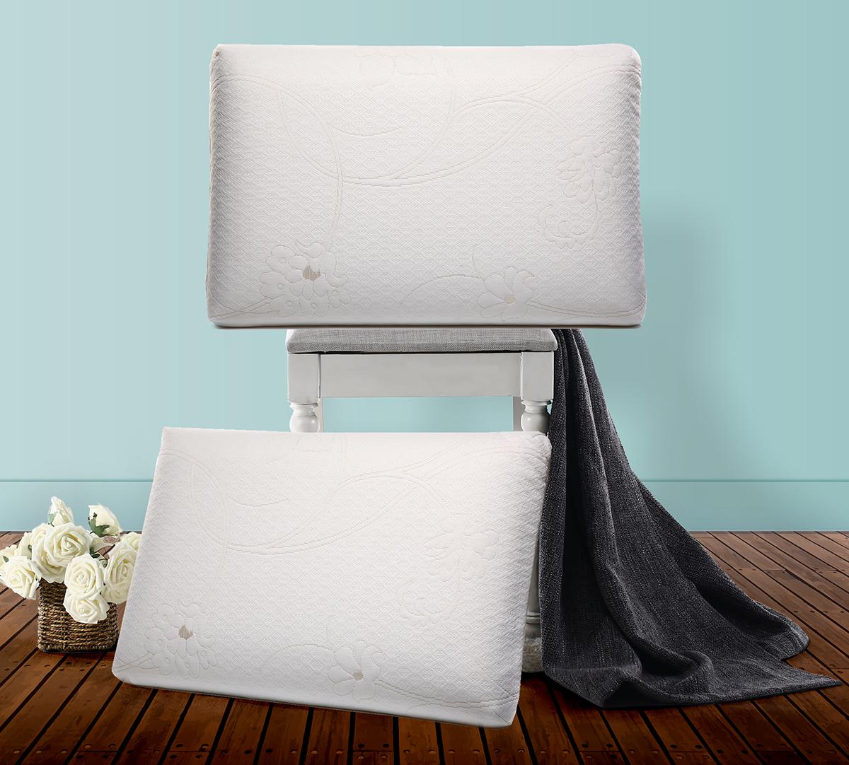 海綿枕頭高回彈面包枕頭枕芯